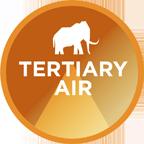 Tertiary air